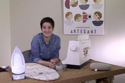 cours de couture gratuit Artesane - coudre comme une pro