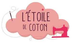 logo étoile de coton - blog pour apprendre a coudre
