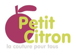 Logo petit citron - blog couture techniques et patrons gratuits