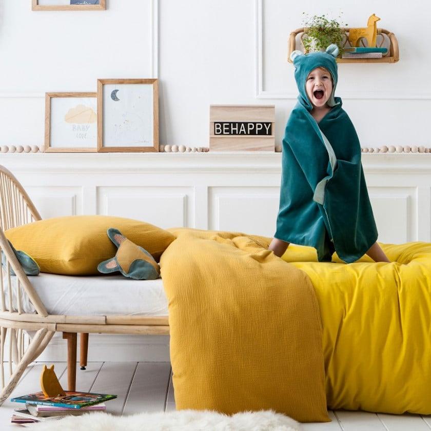 Patron linge de lit enfant - Aime comme Morphée