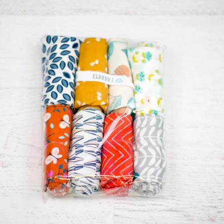 Cloud 9 fabrics - tissus bio