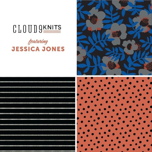 Jersey bio Cloud9 fabrics par Jessica Jones