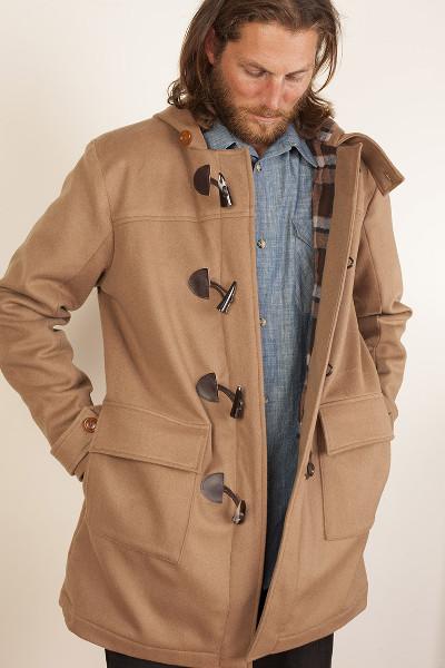 Patron duffle coat - Colette Patterns