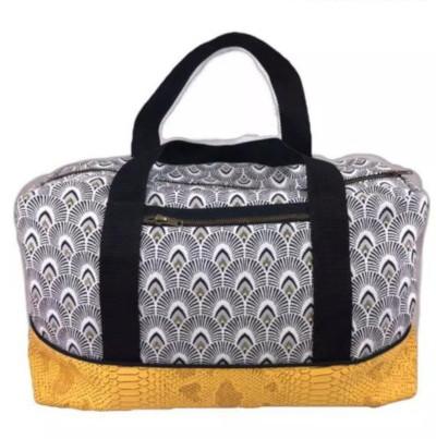 Patron sac de voyage Georges - la boutique de Viny