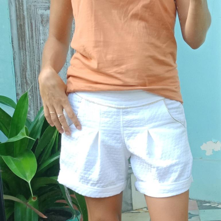 e53a38ced 8 patrons de short femme tendance à coudre pour l'été | LOUISE Magazine