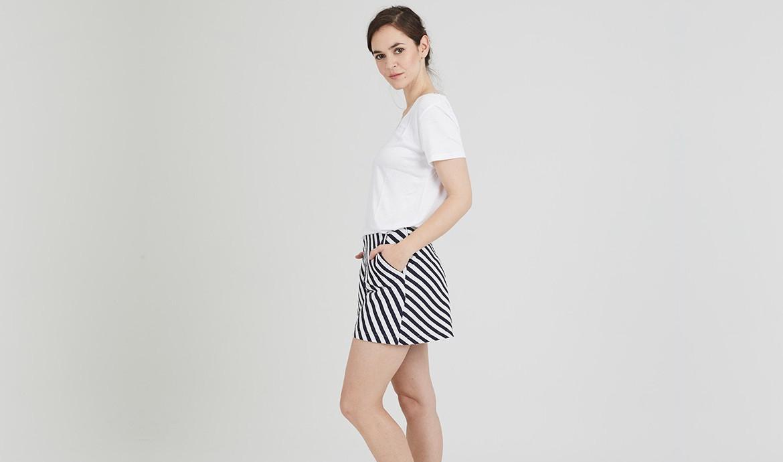 Sélection de patrons de shorts femme - Louise magazine