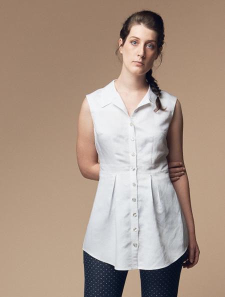 patron de chemise ajustée : bruyere de Deer and Doe