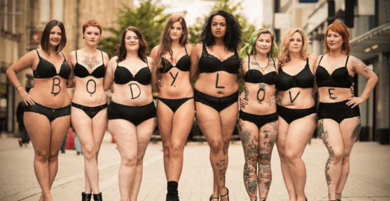 Campagne #BodyLove