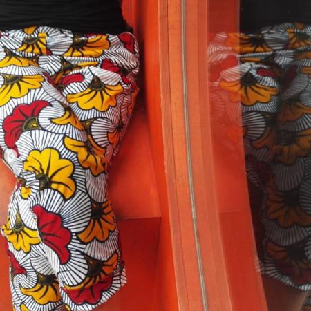 Pantalon Camomille en Wax