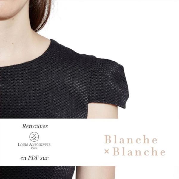 Louis Antoinette - Créateur patron chez Blanche x Blanche