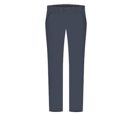 modele camomille - pantalon femme elastiqué
