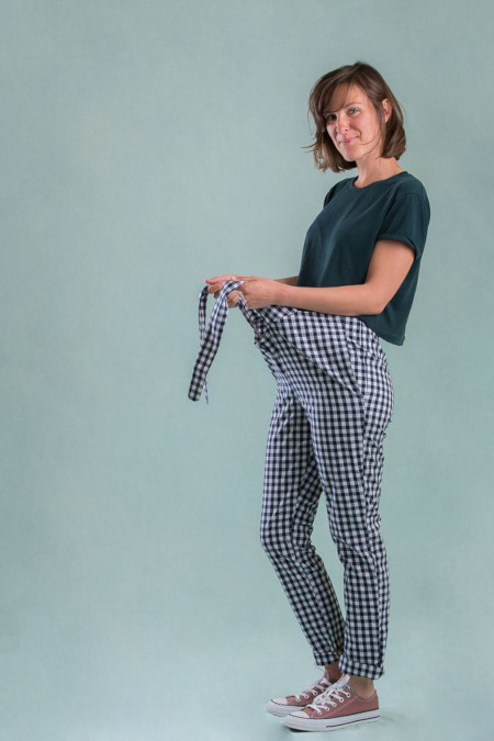 pantalon jumpy - Ready to Sew