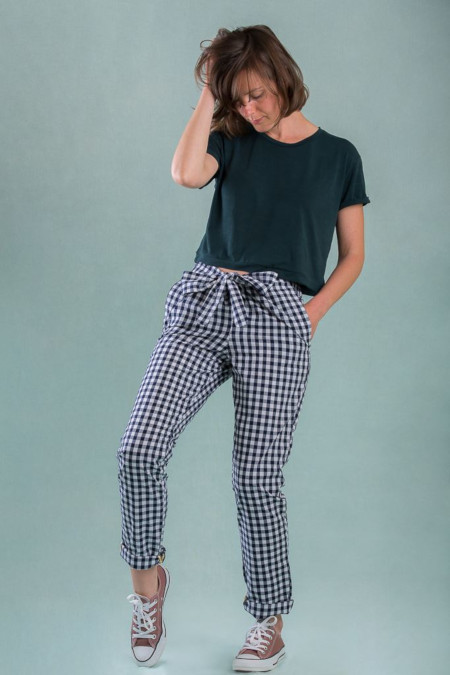 patron pantalon jumpy - Ready to Sew
