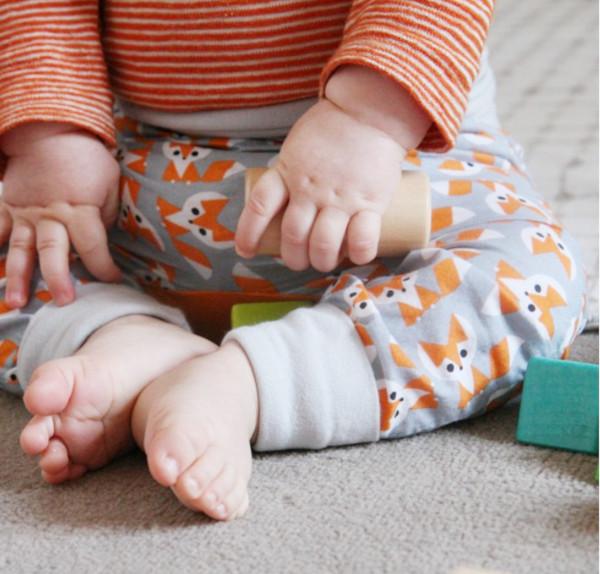 DIY sarouel bébé - Minuscule Infini