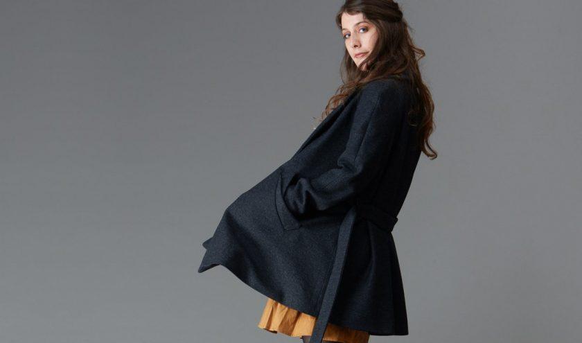 conseils pour choisir un lainage manteau - couture - manteau opium deer and doe