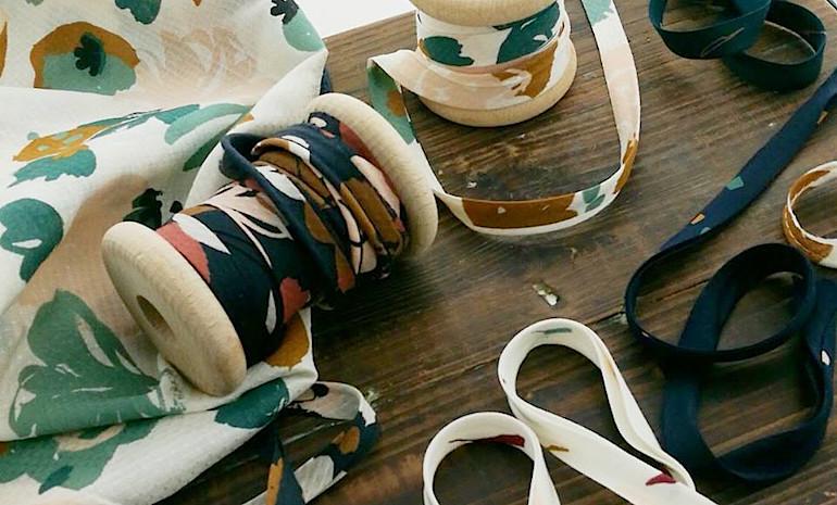 Rascol mercerie - tissus et biais Atelier Brunette