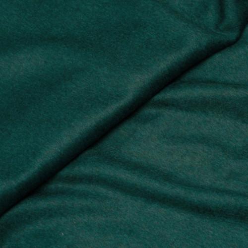 drap de laine vert émeraude