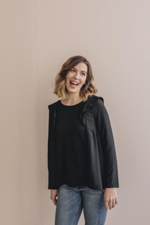 Box couture blouse Aurore - Ma Petite Garde Robe