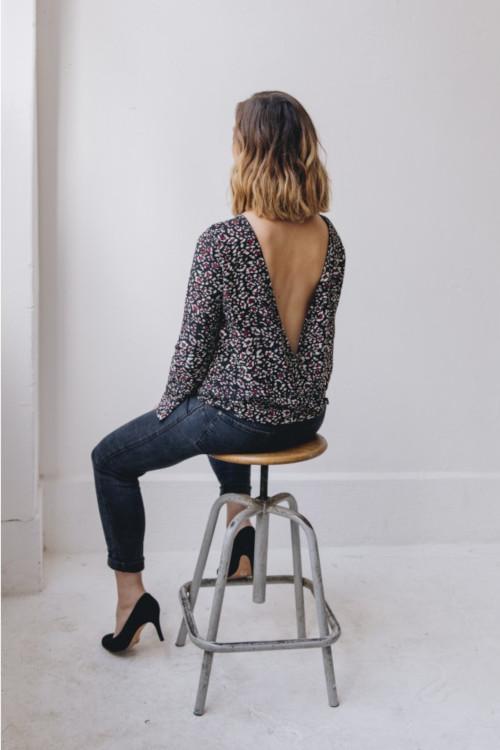 Box couture blouse Esquisse - Ma Petite Garde Robe