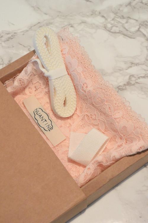 box couture lingerie culotte en dentelle - Nuantine