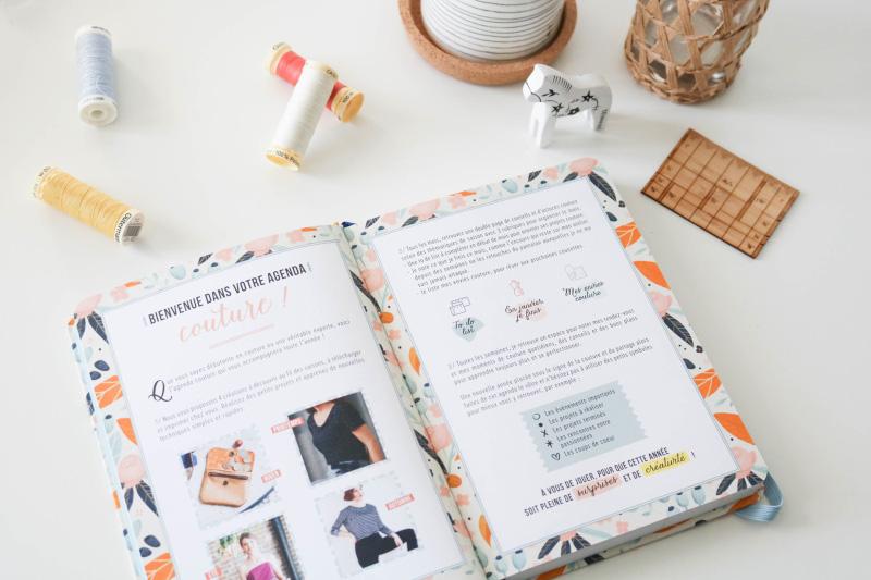 Agenda couture 2019 - Editions Mango