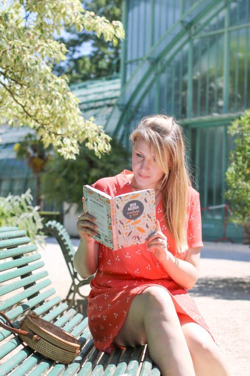 Agenda couture Julie, Atelier Vila - Editions Mango