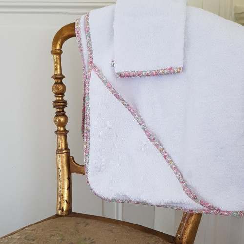 Kit couture cape de bain Liberty