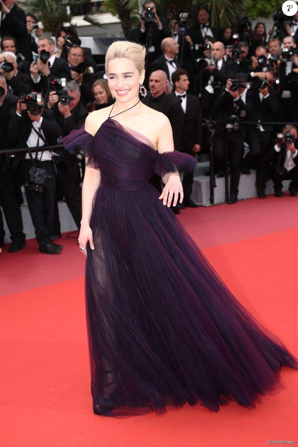 Dior - Robe Emilia Clarke