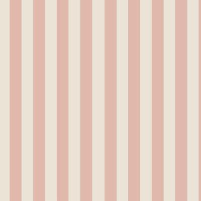 jersey bio rayures verticales dusty pink - Elvelyckan design