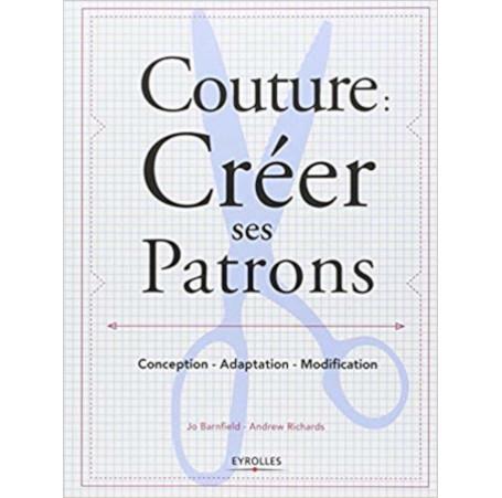 Livre couture - créer ses patrons