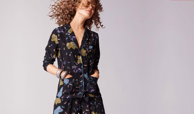Les plus jolis patrons pour coudre un pyjama femme - Louise Magazine