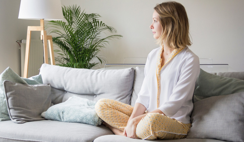 pyjama fevrier Charlotte Auzou - BRIZANE