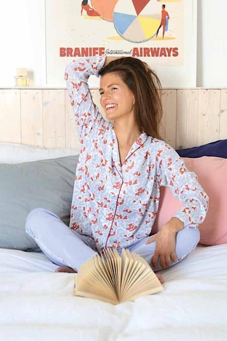 pyjama Février - Ma garde robe à coudre pour toute l'année - Charlotte Auzou