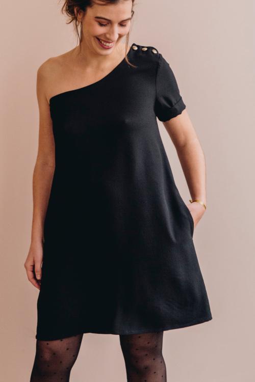 Box couture robe noire Numéro 1 - Ma Petite Garde Robe