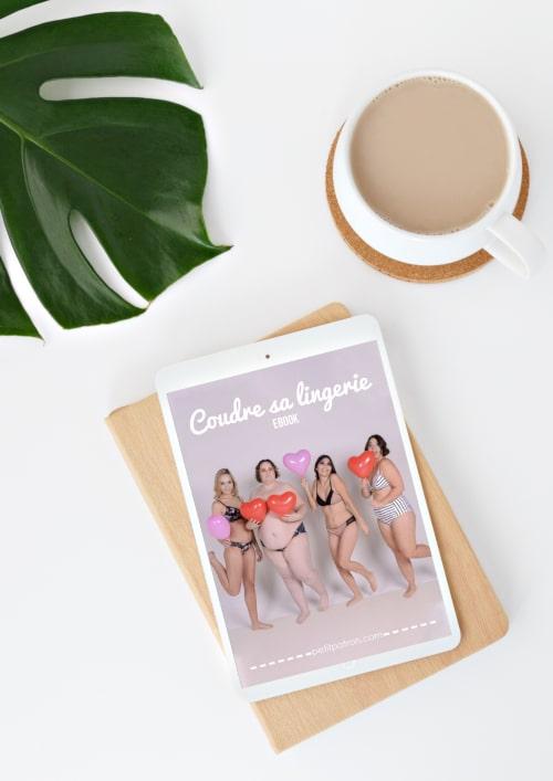 ebook lingerie - petit patron