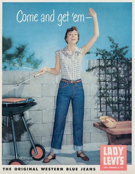 Jeans Lady Levi's