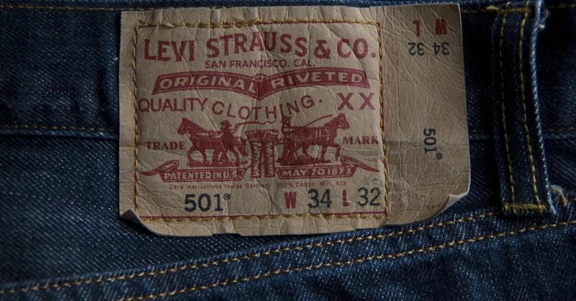 le fameux jeans levis 501