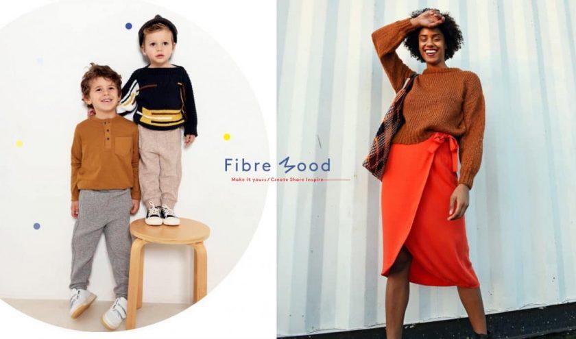 Magazine Fibre Mood - patrons couture