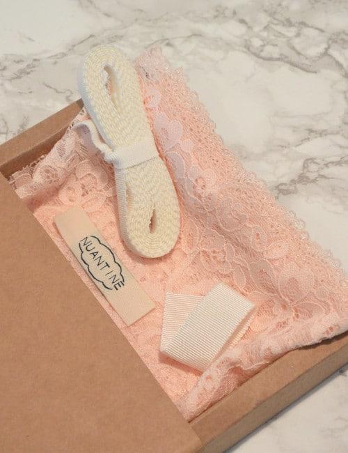 Nuantine Lingerie - kit couture lingerie