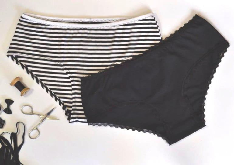 Patron shorty Billie- - Eclipse lingerie