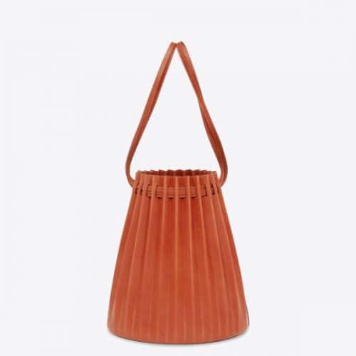 Pleated Bucket bag - Mansur Gavriel