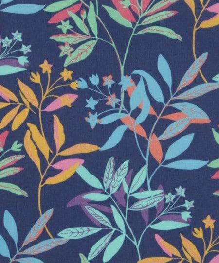 Ballroom leaves - Liberty Fabrics SS19