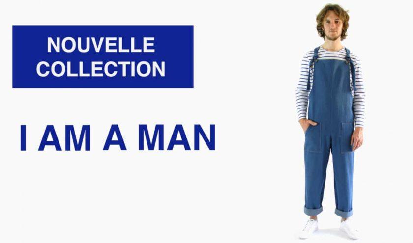Collection de patrons couture pour hommes - I AM A MAN - I Am Patterns