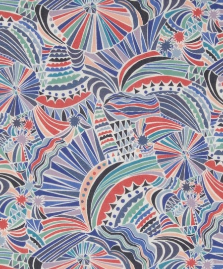 imagination - Liberty Fabrics SS19 - English Creatives