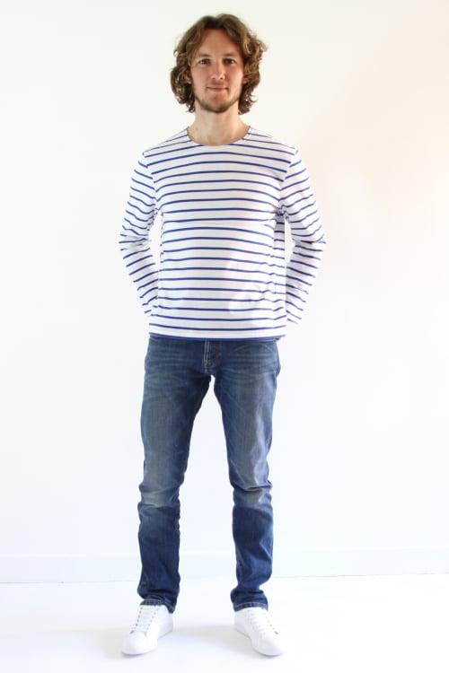 Patron marinière homme - I AM MILOR - I AM A MAN