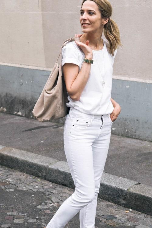Tshirt coton bio Patine