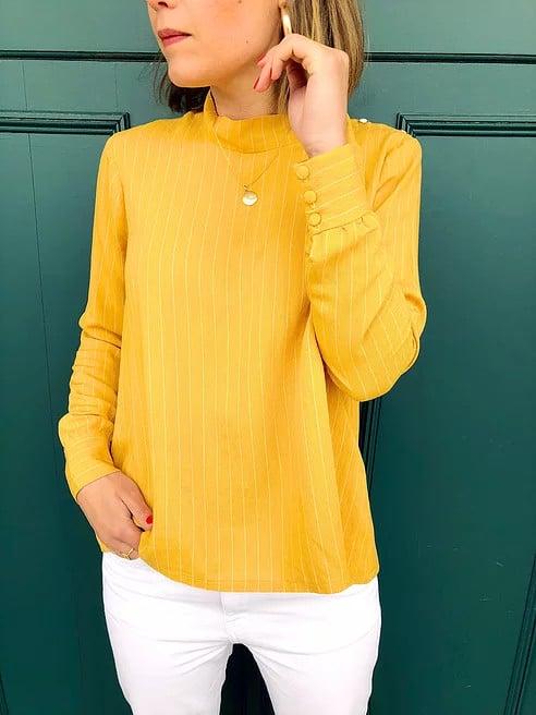 Patron blouse Florence - Le Laboratoire Familial
