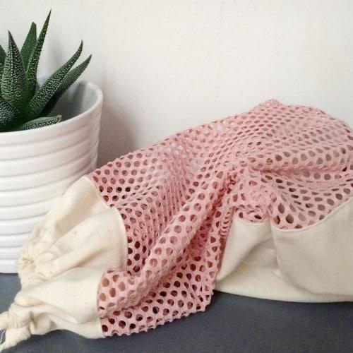 DIY filet de lavage Julie Remacle