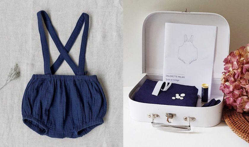 Kit couture bébé