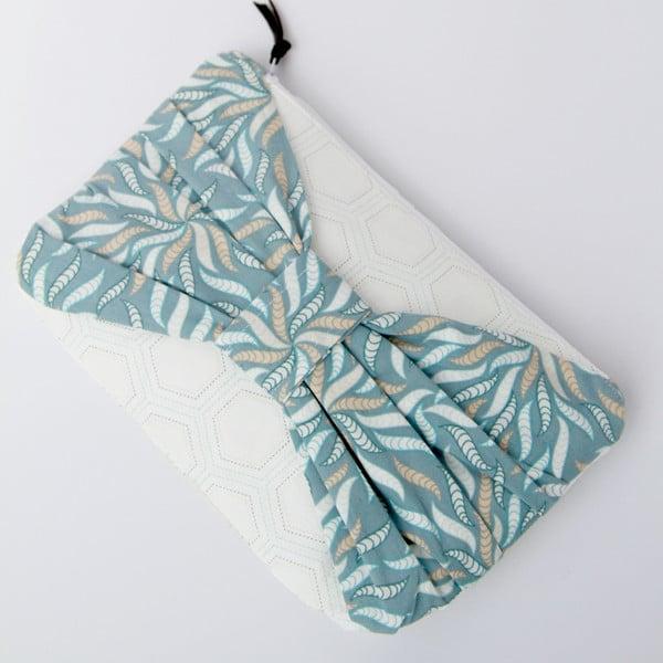 Tuto pochette zippée à noeud - Art Gallery Fabrics